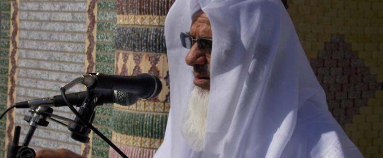 مولانا محمدگل: دلیل مشکلات و مصیبت هایی جامعه مسلمین نا فرمانی از الله تعالی است.