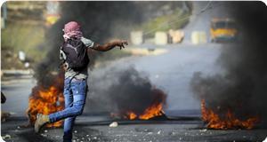 هر ۱۴ ساعت یک فلسطینی شهید می شود!
