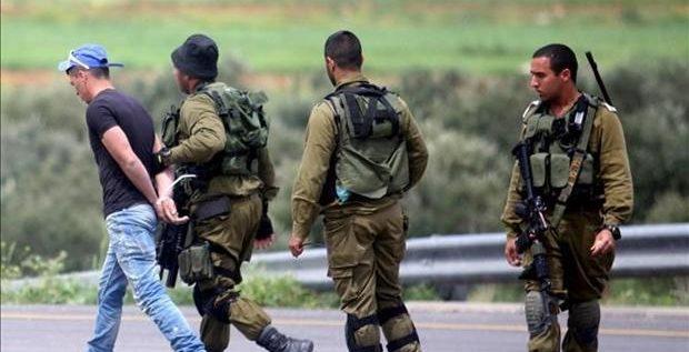 بازداشت بیش از صد فلسطینی در شبانه روز اخیر