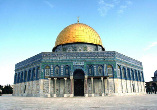 مسجد قبه الصخره | شاهکاری از معماری اسلامی