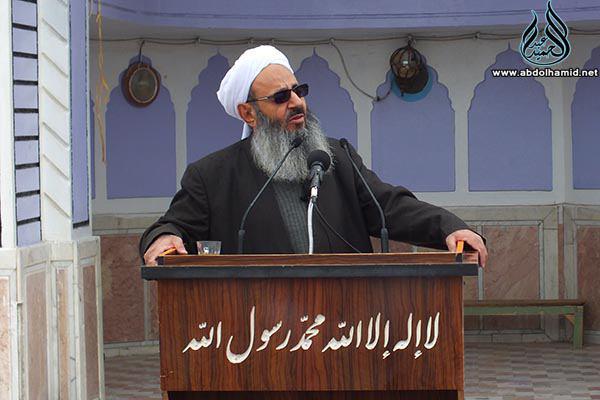 شیخ الاسلام مولانا عبدالحمید: دههی اول ذیالحجه فرصتی ویژه برای عبادت است