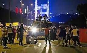 آخرین اخبار از کودتا در ترکیه/کودتای ترکیه رسما پایان یافت