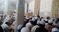 مولانا محمد امین حسین بر از مدرسین برجسته حوزه علمیه اشاعه التوحید سراوان در مدرسه دارالقرآن سراوان حضور پیدا کردند.