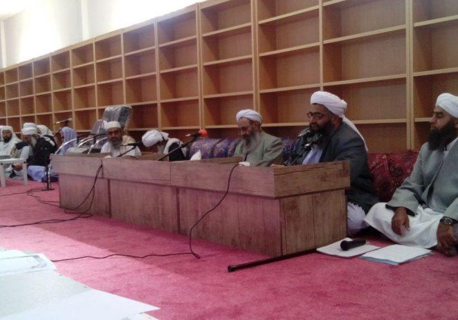 نشست مدیران مدارس دینی اهل سنت سیستانوبلوچستان برگزار شد