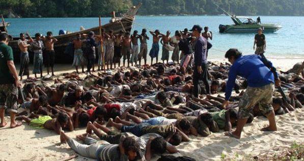 هولوکاست روز شادی و خوشحالی (مظلومیت مسلمانان میانمار)