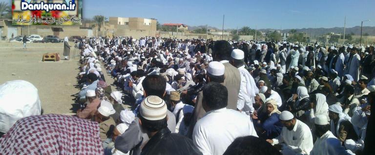 نماز جنازه مولانا نورمحمد عزیزی(رح)