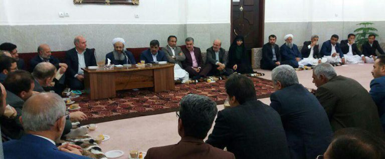 مولانا عبدالحمید در دیدار با اعضای کمیسیون کار و امور اجتماعی مجلس