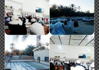 ششمین نشست مشورتی ۴۵ روزه علمای سراوان و حومه
